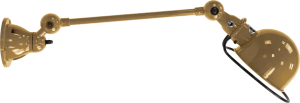 Jielde-Loft-D4001-muurlamp-plafondlamp-Goud-RAL-1036