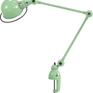 Jielde-Loft-D4040-klemlamp-Water-Groen-RAL-6019