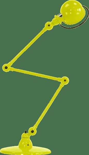 Jielde-Loft-D9403-vloerlamp-Geel-RAL-1016