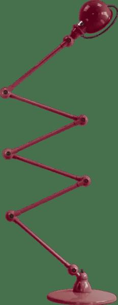 Jielde-Loft-D9406-vloerlamp-Bourgondisch-RAL-3005