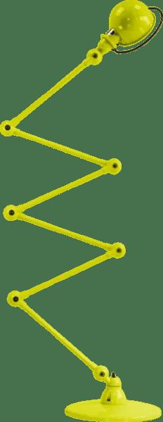 Jielde-Loft-D9406-vloerlamp-Geel-RAL-1016