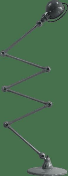 Jielde-Loft-D9406-vloerlamp-Graniet-Grijs-RAL-7026