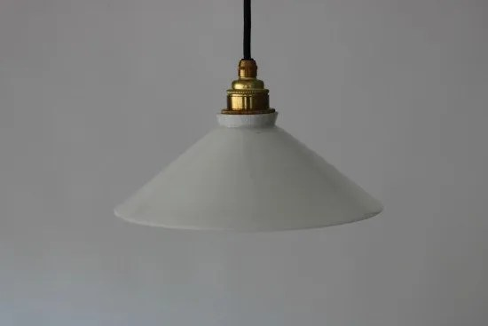 opaline melkglazen hanglamp
