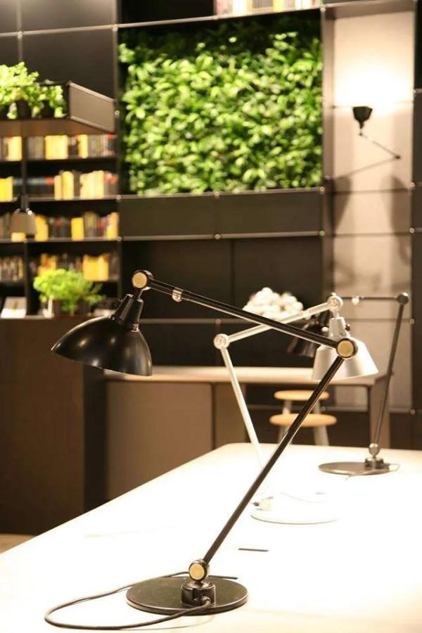 Midgard modulaire bureaulamp 8