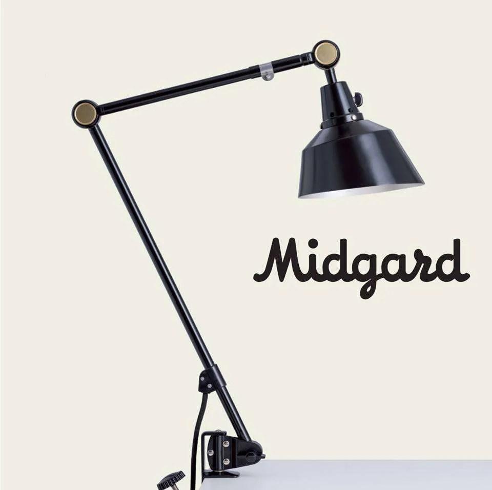 Midgard modulaire bureaulamp mooi