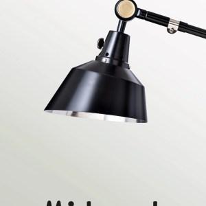 Midgard vloerlamp modulair detail