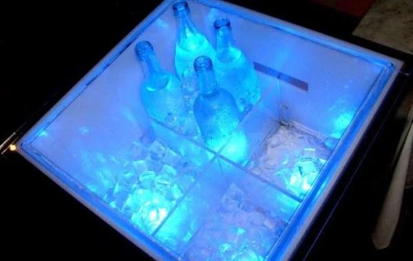 ijsbucket koel