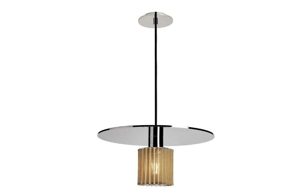 in the sun hanglamp 38 cm zilver goud