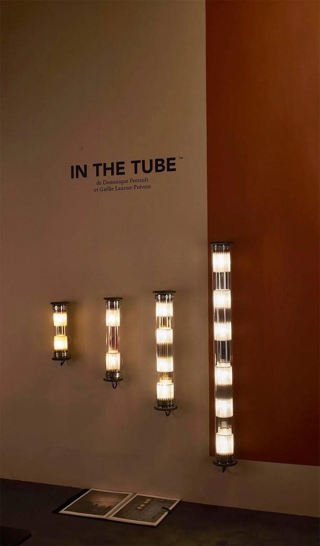 in the tube bink lampen fare