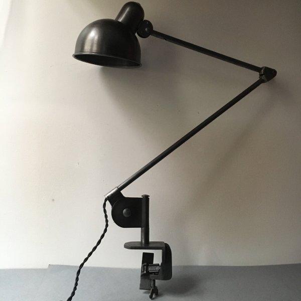 Bauhaus XL klemlamp 6