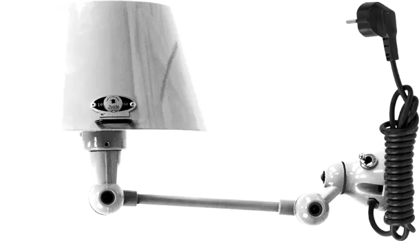 Jielde Aicler AID701CS BINK lampen Chrome