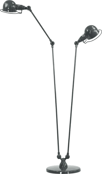 Jielde Signal SI8380 BINK lampen Gris Granit Ral 7026