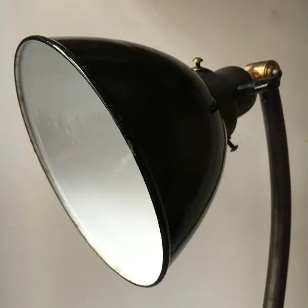 Siemens bureaulamp BINK lampen detail 6