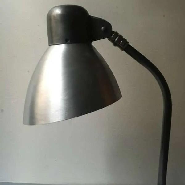 Sis bauhaus bureaulamp BINK lampen 11 detail kap