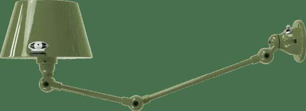 jielde-Aicler-AID731-wandlamp-olijf-groen-RAL6003