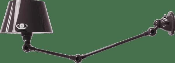 jielde-Aicler-AID731-wandlamp-zwart-RAL9011