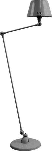 jielde-Aicler-AID833-vloerlamp-hamerslag-zwart-NOM