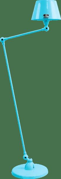 jielde-Aicler-AID833-vloerlamp-pastel-blauw-RAL5024