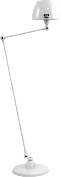 jielde-Aicler-AID833-vloerlamp-zilver-grijs-RAL9006-rond