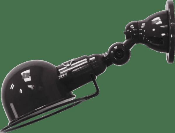 jielde-signal-SI300-wandlamp-zwart-RAL9011