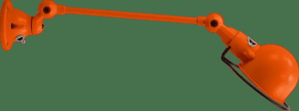 jielde-signal-SI301-wandlamp-oranje-RAL2004