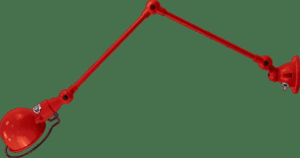 jielde-signal-SI331-wandlamp-rood-RAL3020