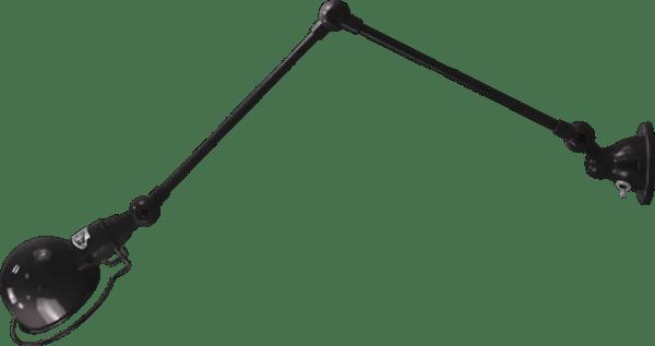 jielde-signal-SI331-wandlamp-zwart-RAL9011