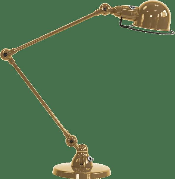 jielde-signal-SI333-bureaulamp-goud-RAL1036