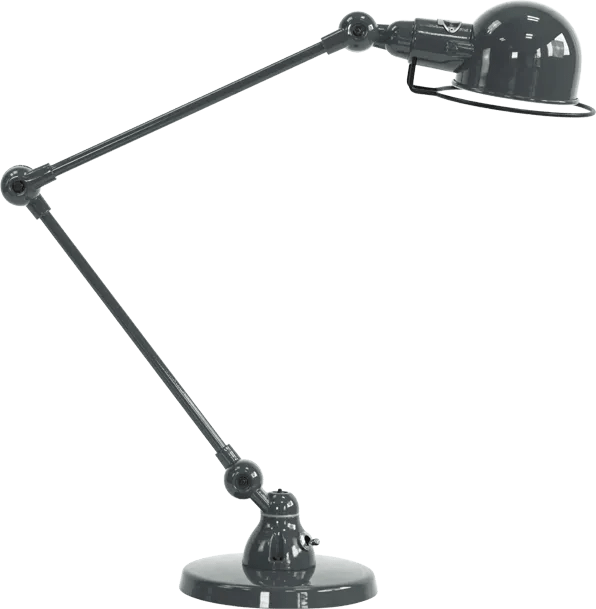 jielde-signal-SI333-bureaulamp-graniet-grijs-RAL7026