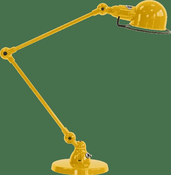 jielde-signal-SI333-bureaulamp-mosterd-RAL1003