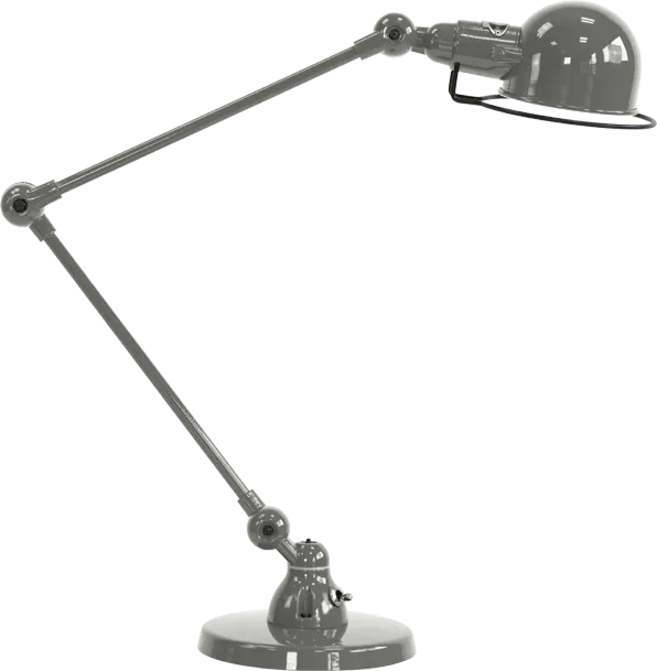 jielde-signal-SI333-bureaulamp-muis-grijs-RAL7005