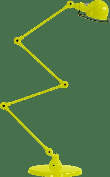 jielde-signal-SI433-vloerlamp-oranje-RAL1016