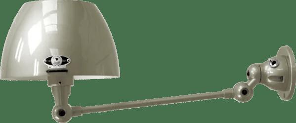 jielde-Aicler-AID301-wandlamp-grijs-Khaki-RAL7002-rond