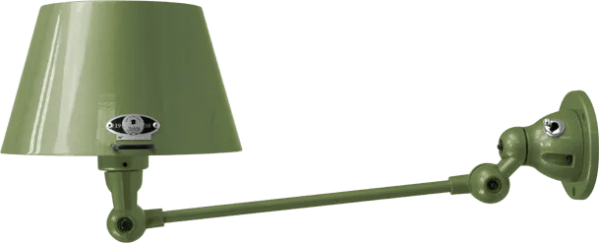 jielde-Aicler-AID301-wandlamp-olijf-groen-RAL6003
