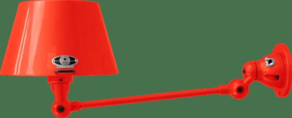 jielde-Aicler-AID301-wandlamp-rood-RAL3020
