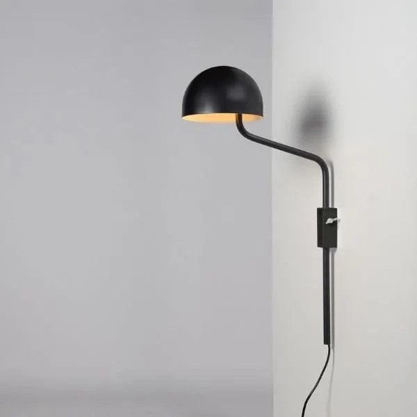 zwart-wit-officer-wandlamp-BINK-lampen-Re-Volt