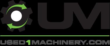 LOGO_U1M used1machinery.com μεταχειρισμένα μηχανήματα στην Ελλάδα
