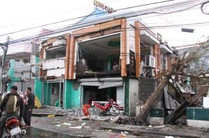 Typhoon Haiyan Philippines 2013