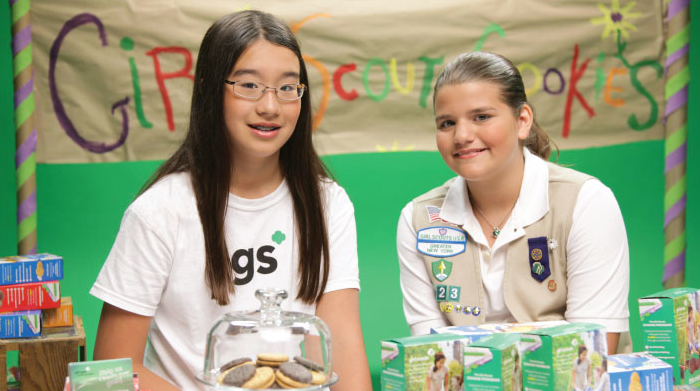 Clever Girl Scouts Score High Sales After Setting Up Shop Outside Marijuana Dispensaries