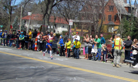 Boston Marathon Sees American Champion