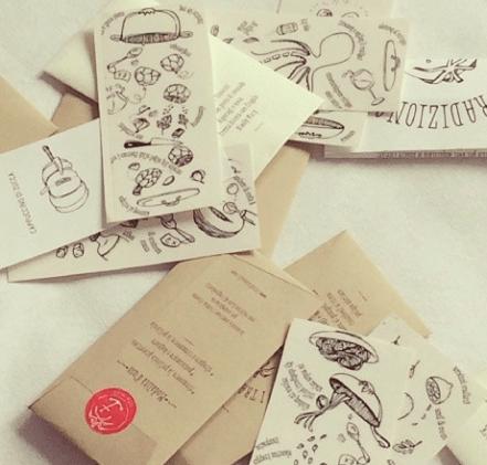 recipe tattoos I Tradizionali