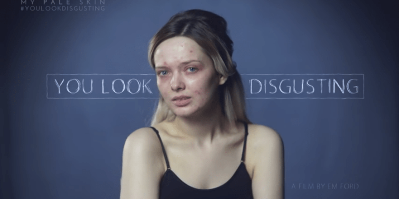Em Ford Film 'You Look Disgusting' Frames Physical Beauty