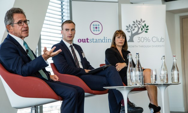 OUTStanding Names Top 50 LGBT Executives