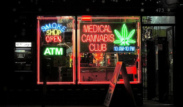 Marijuana legalization is on the move across the United States.