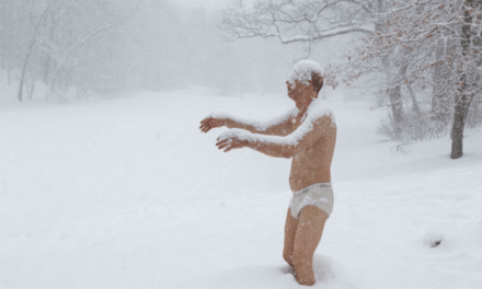 Sleepwalker in Underwear Draws a Crowd Wherever He Goes
