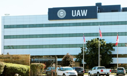UAW Loses Key Vote in Mississippi