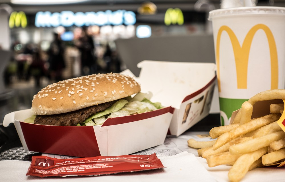McDonald's Now Offering Vegan Options in Europe