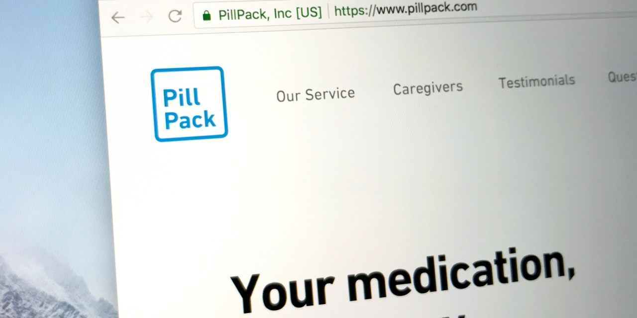 Amazon's Acquisition of PillPack Signals Major Move in Pharmaceutical Industry