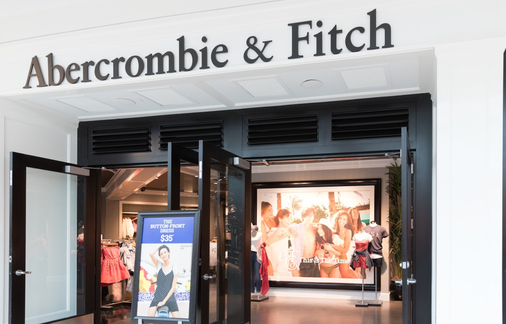 Abercrombie & Fitch Makes a Comeback