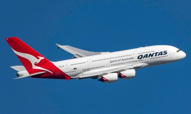 Qantas Seeks to Break World Record With 19-Hour Flight